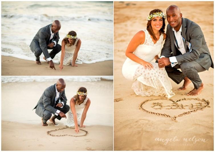 romantic wedding photos sunset maui_0012