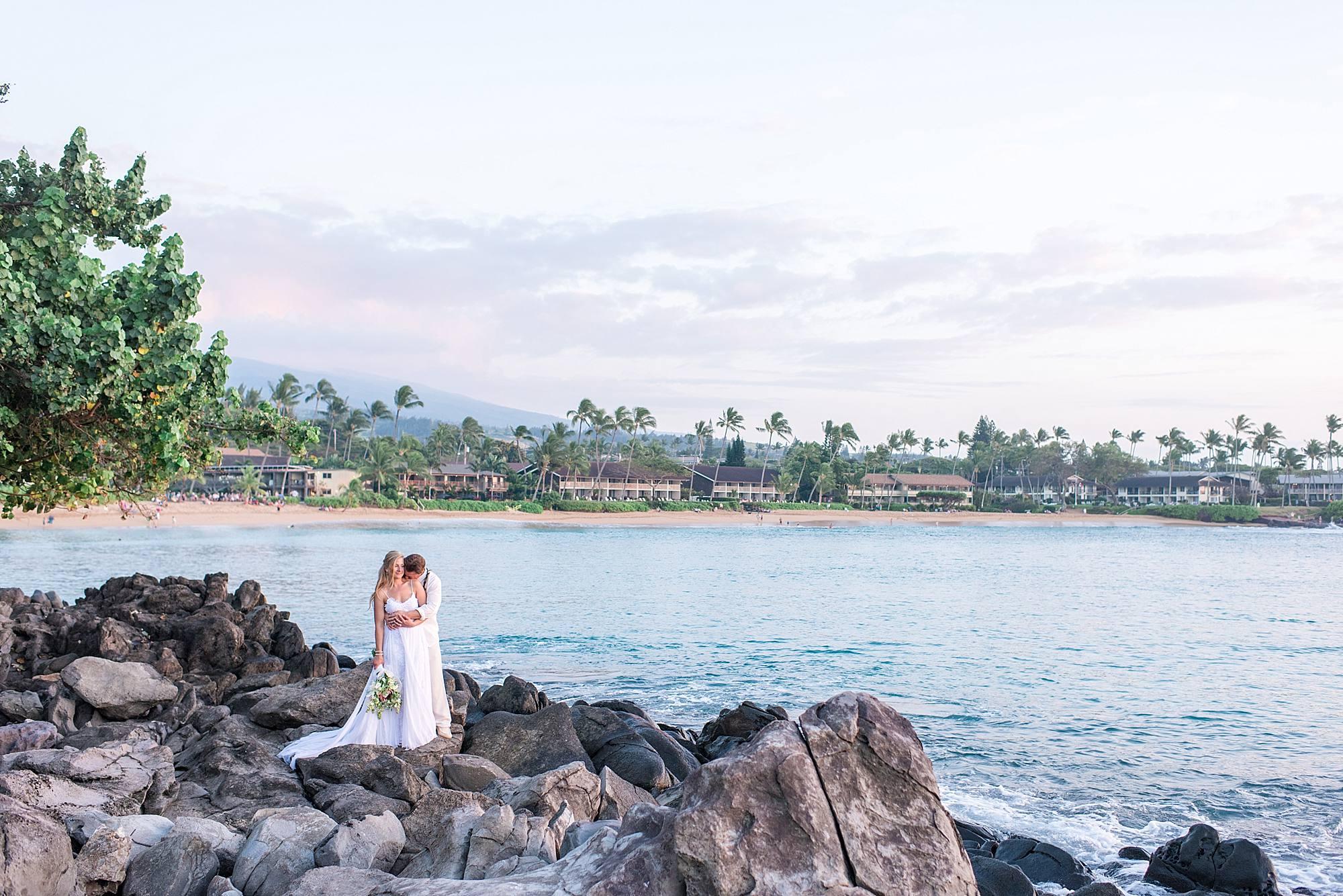 Destination Wedding at Sea House Napili_0044