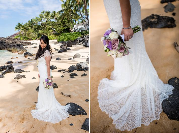 white orchid wedding beach house wedding photographer maui_0018