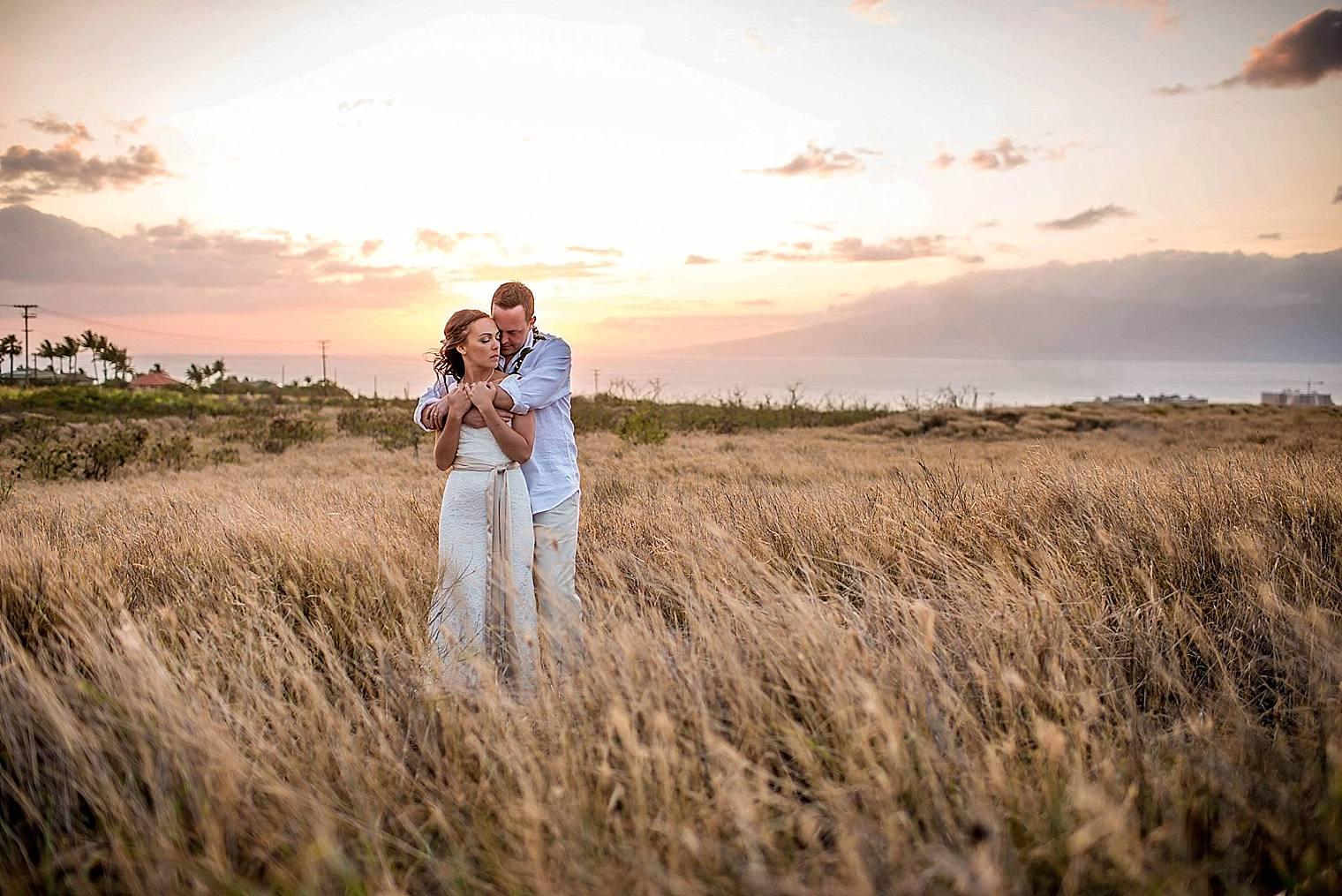 Kaanapali Coffee Farms Wedding | Maui Wedding Photographer_0055