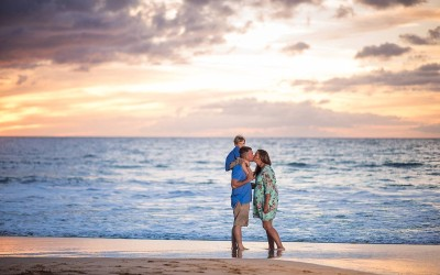 The C Family | Maternity Photographer Maui, Hawaii