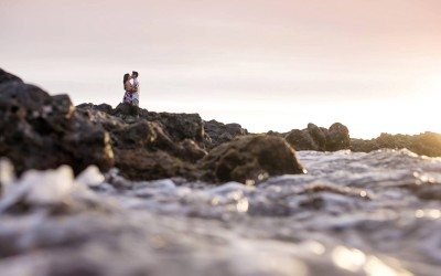 Dara+Brandon | Beautiful Maui Engagement Photography