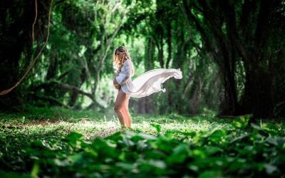 Maui Maternity Photographer | Josh + Heather
