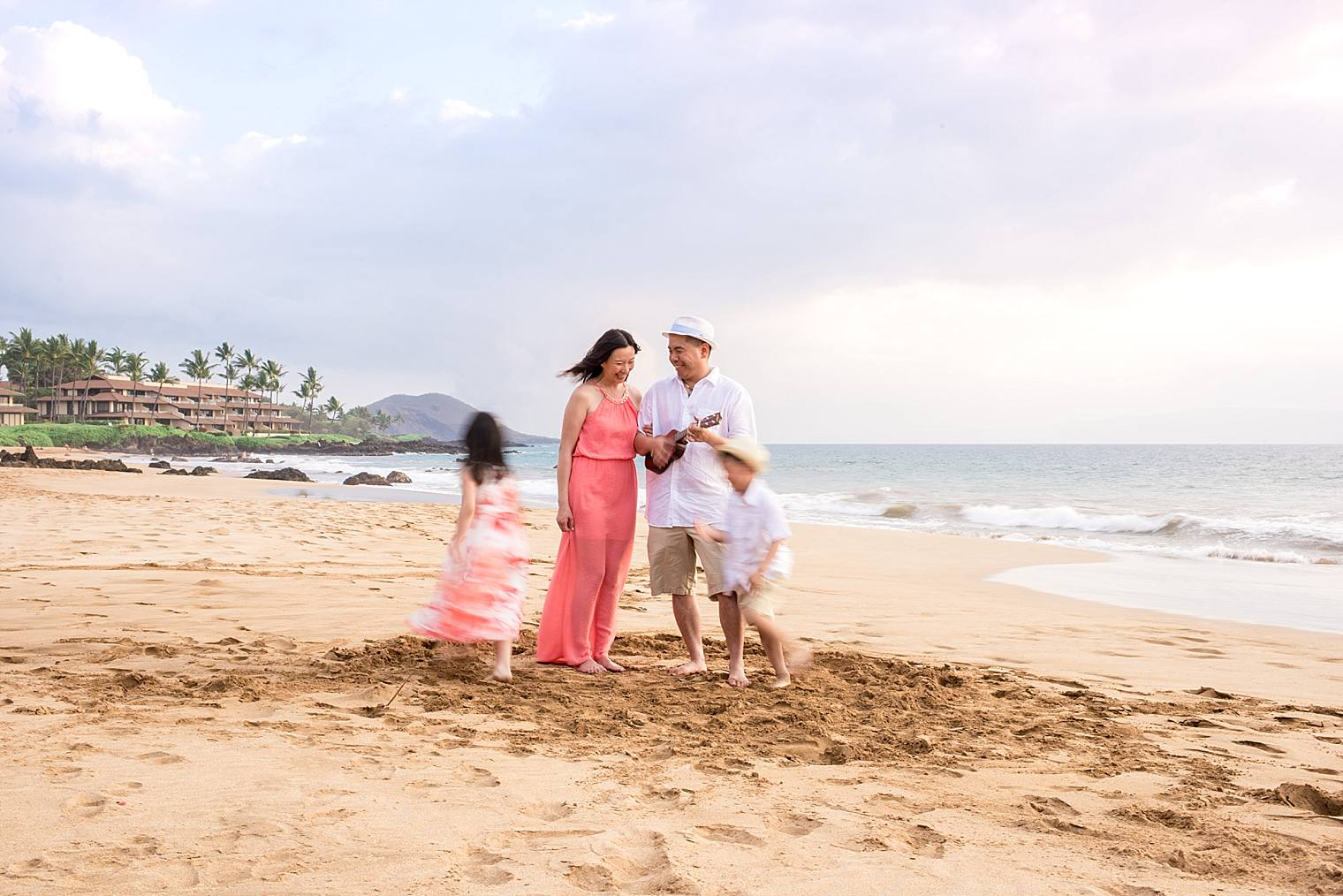 Stylish Family Photography Session in Wailea_0010