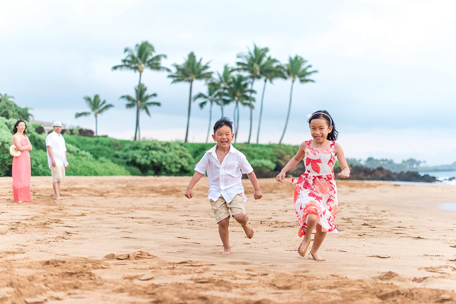 Stylish Family Photography Session in Wailea_0017