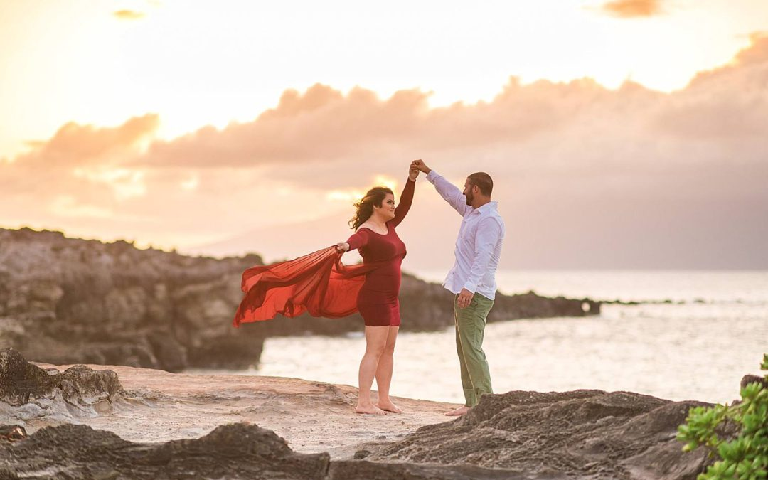 Gorgeous Anniversary Photos in Maui | Thea + Jeramy
