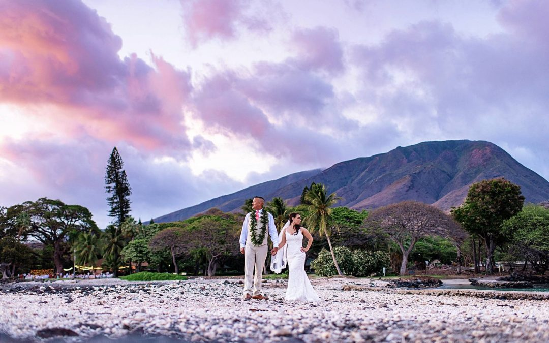 Maui Wedding at Olowalu Plantation House | Hortencia + Conrad