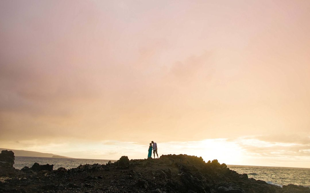 Kayla and Joe | Maui Couples Photographer