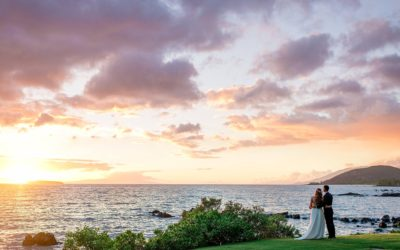 Gorgeous Maui Wedding at Sugarman's Estate   Kelsey and Kory