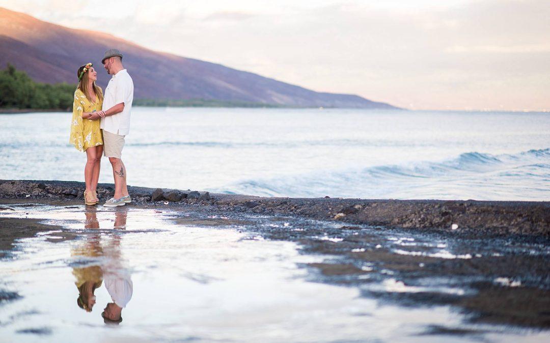 Bohemian Anniversary Photography in Maui, Hawaii