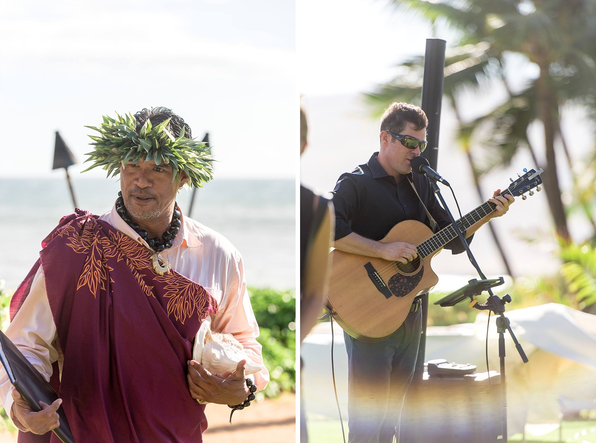 Hawaiian minister and guitarist