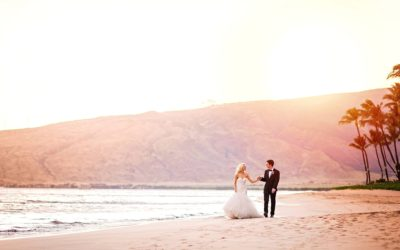 Luxurious Maui Wedding at Sugar Beach Events | Ross + Brianna