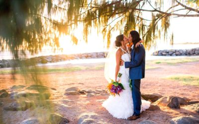 Maui Wedding at Dragon Fruit Farm | Lisa + Peter