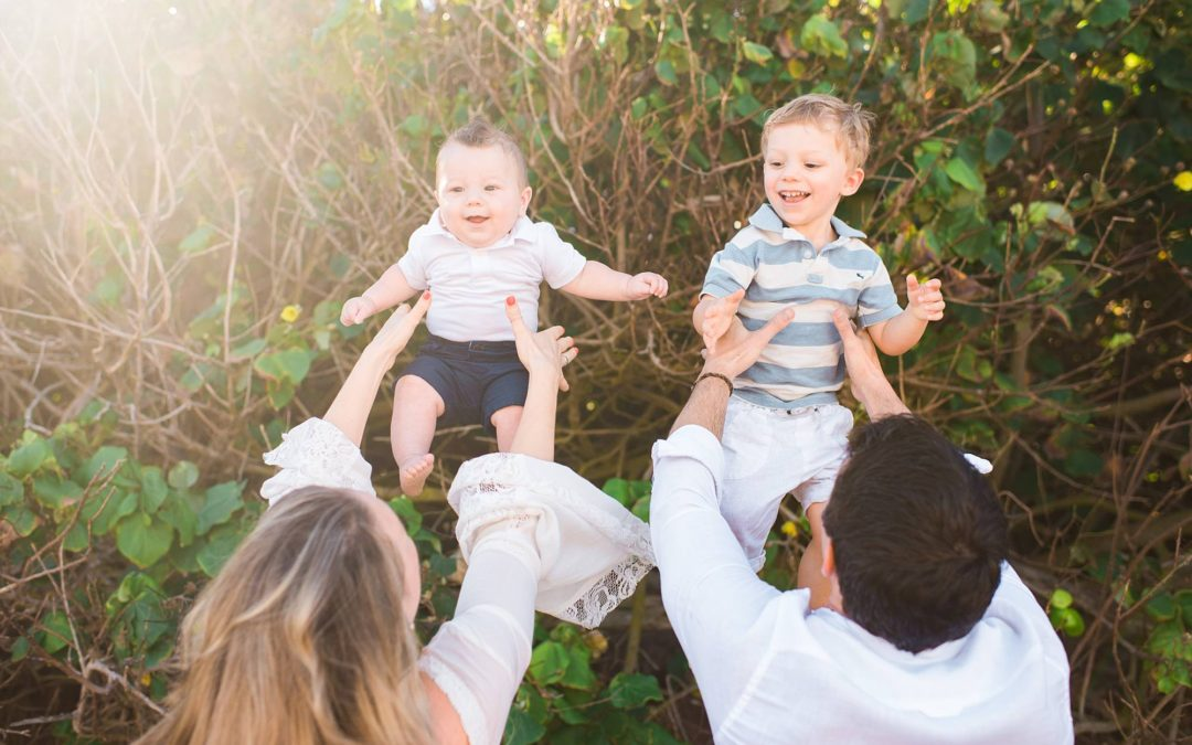 North Shore Maui Morning Family Photo Shoot | Jessen Family