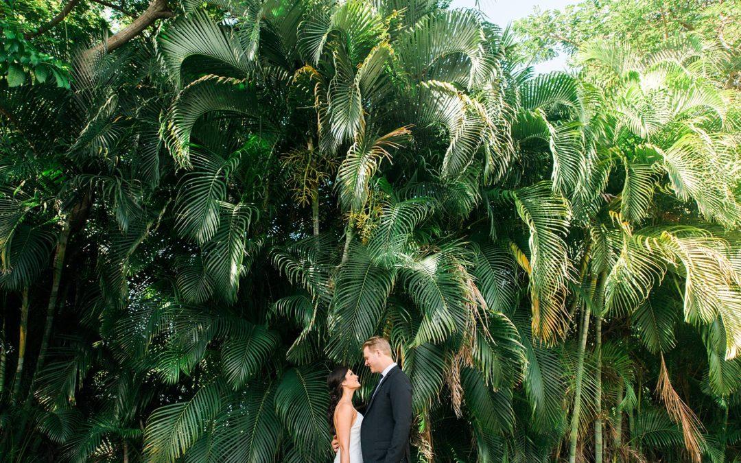 Emotional Maui Beach Elopement | Caitlin + Will