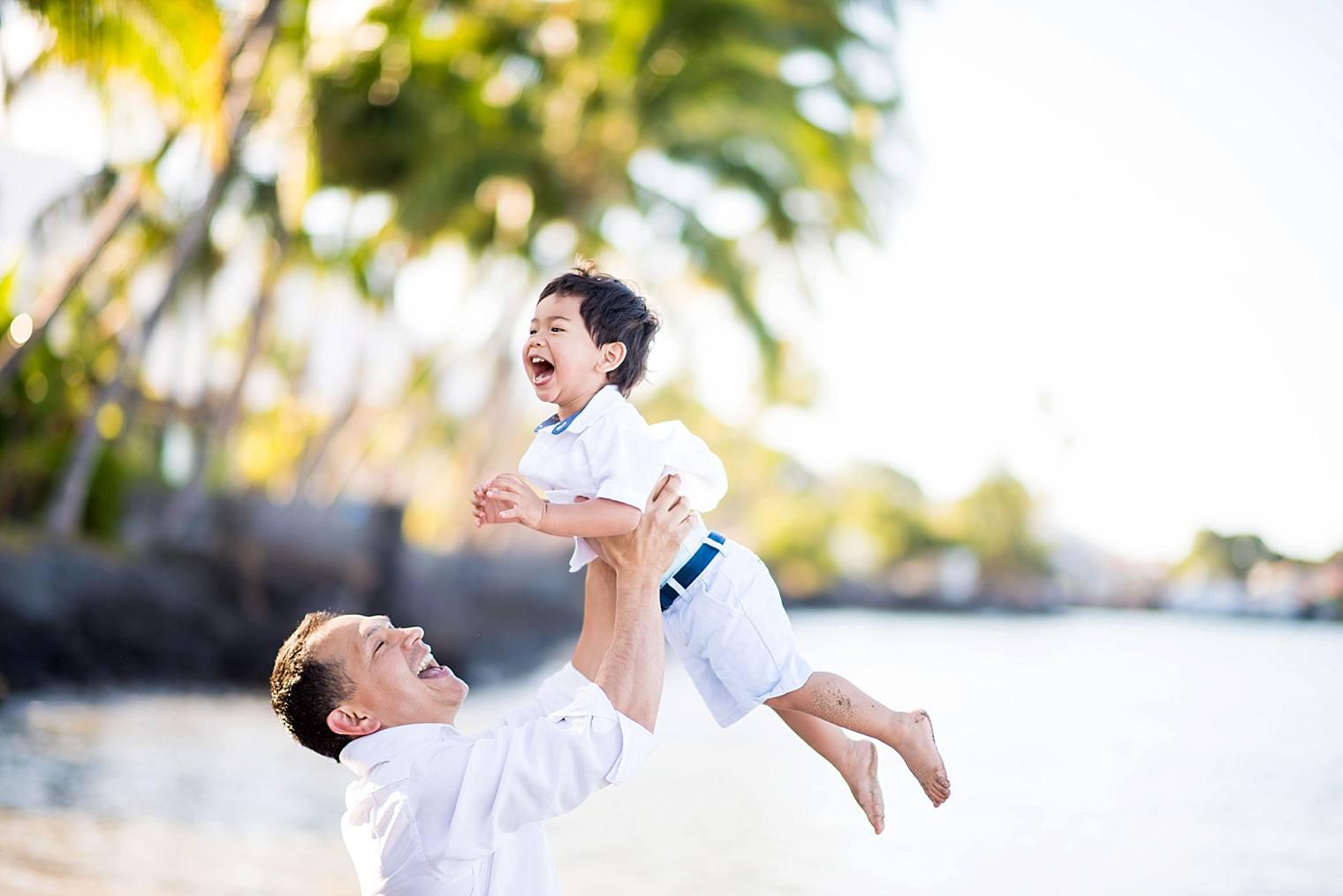 Lahaina Family Photographer - Baby Beach_0005