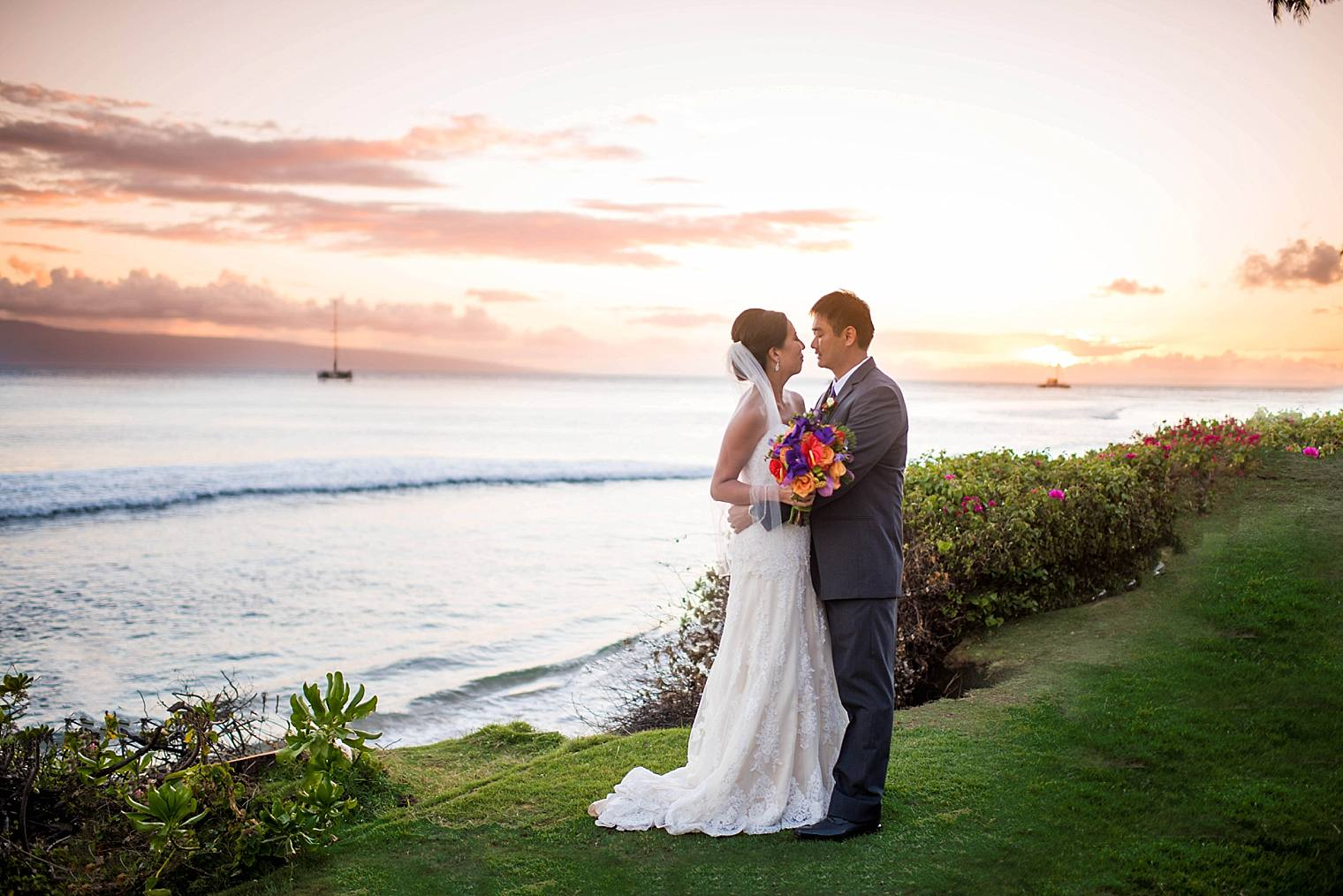 Hyatt Regency Maui Wedding Jaime And Courtney
