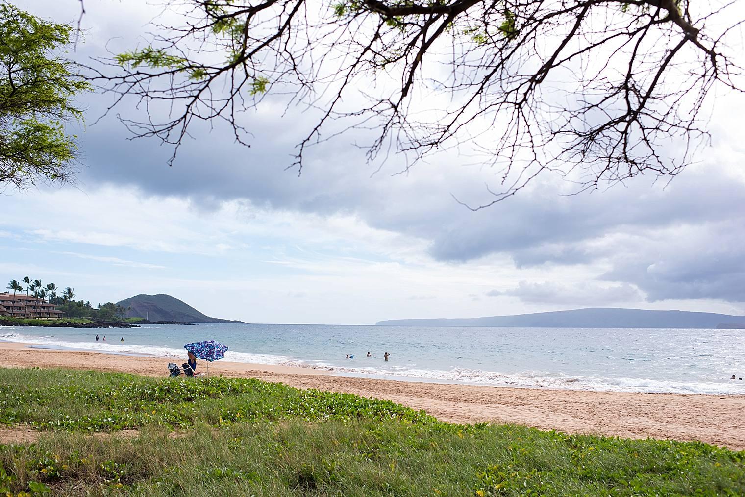 Chang's Beach in Maui, Hawaii