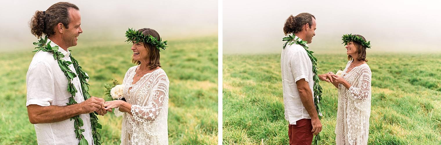 Maui Wedding Photographer - Haleakala Wedding Max and Mel_0018
