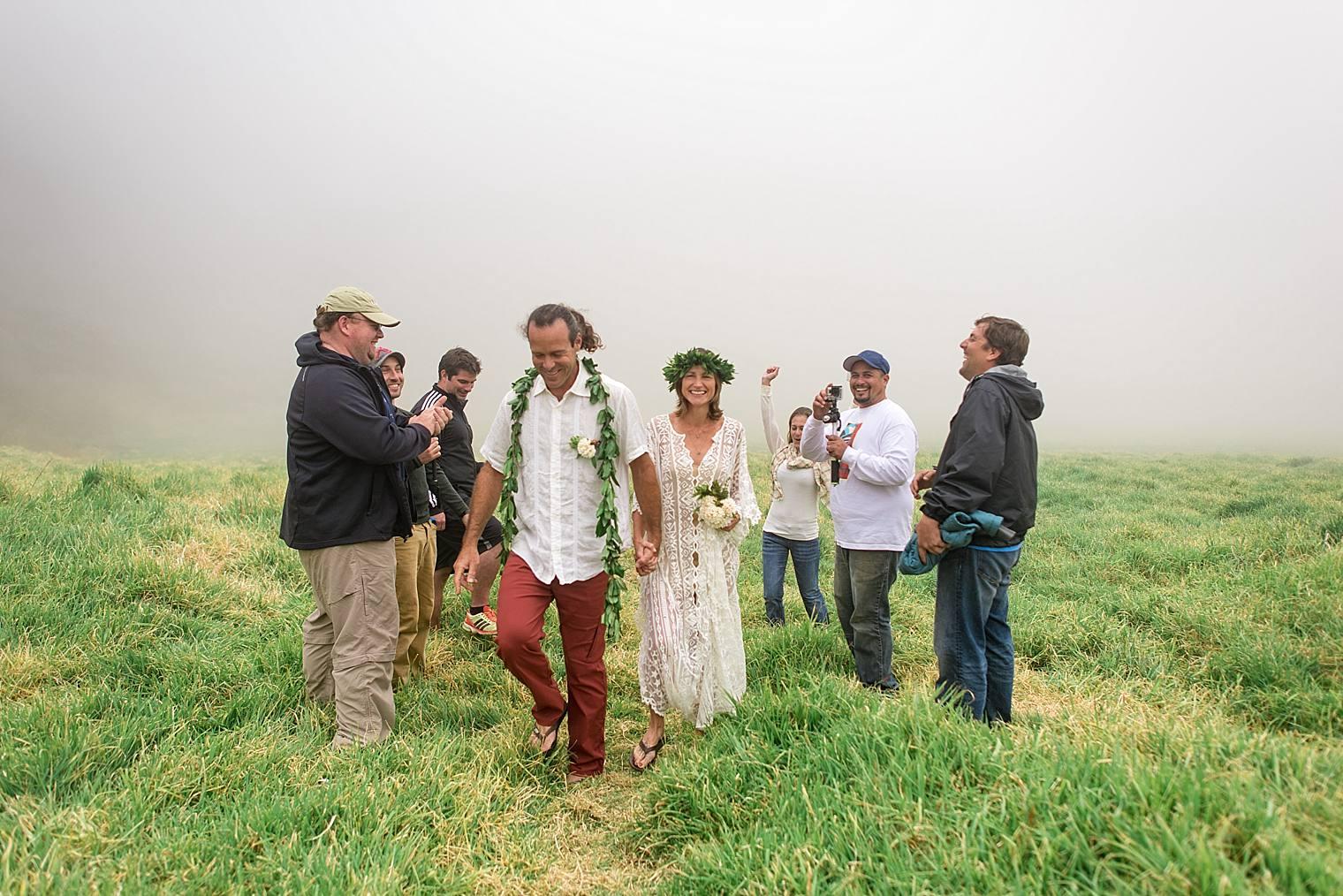 Maui Wedding Photographer - Haleakala Wedding Max and Mel_0023