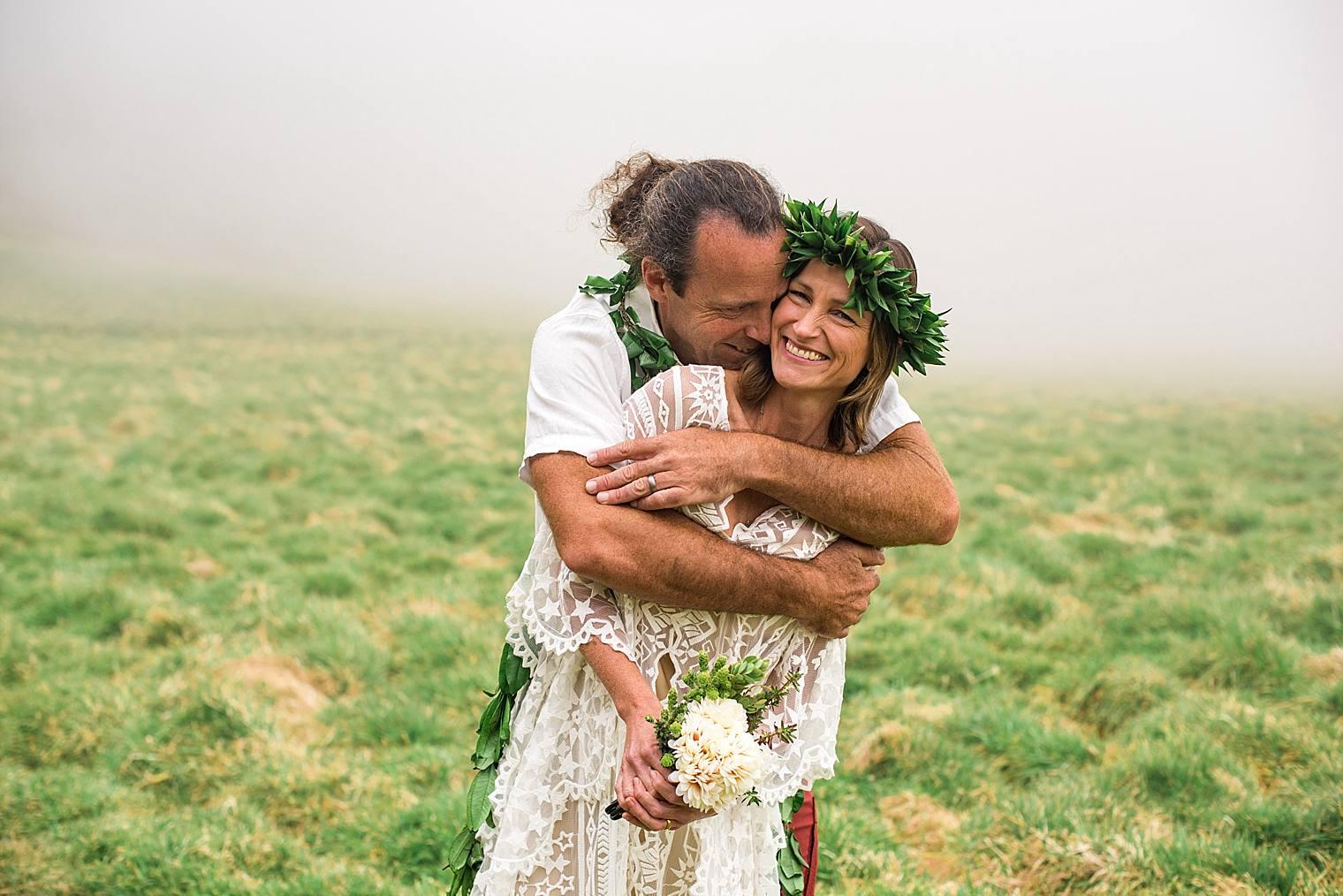 Maui Wedding Photographer - Haleakala Wedding Max and Mel_0028