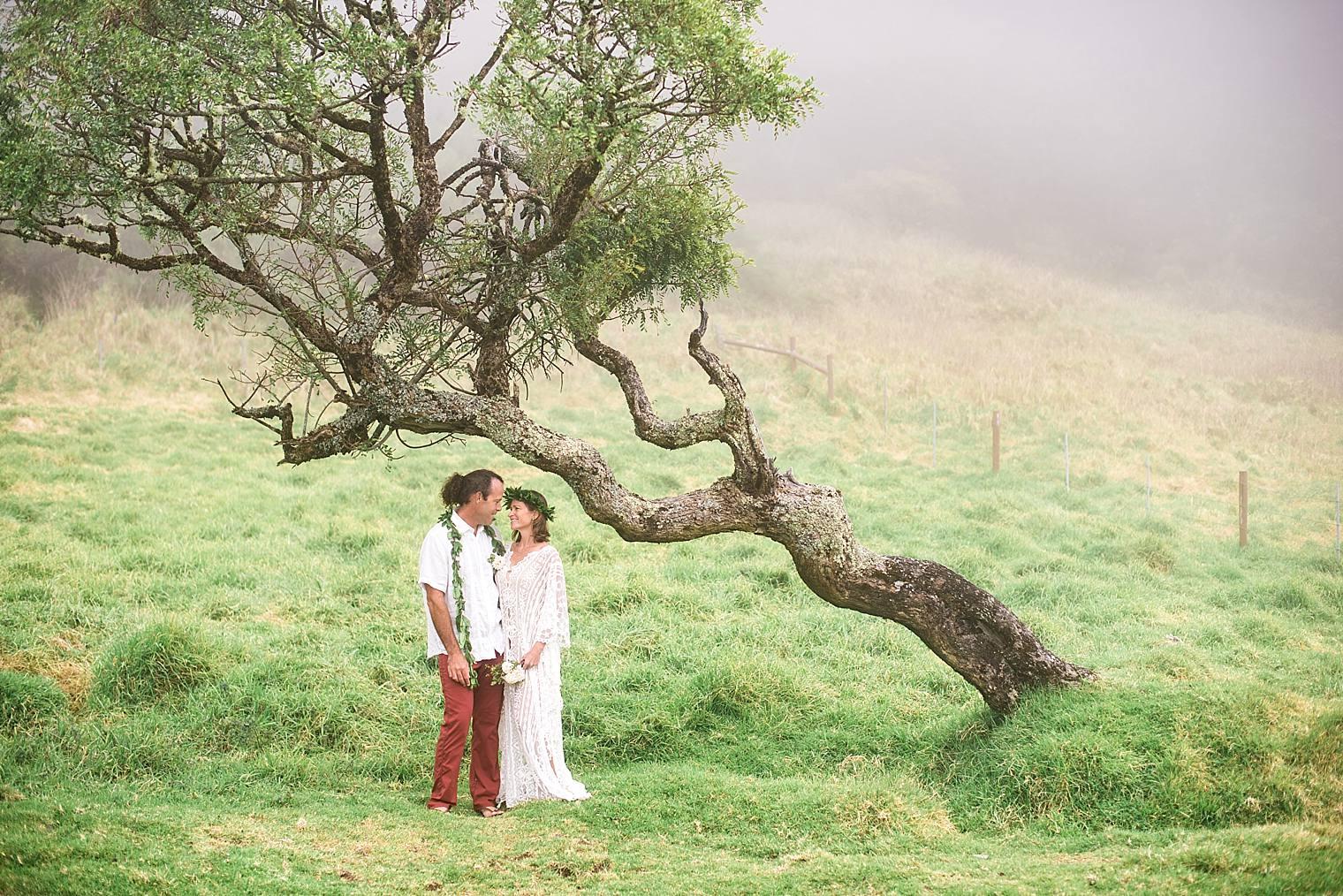 Maui Wedding Photographer - Haleakala Wedding Max and Mel_0034