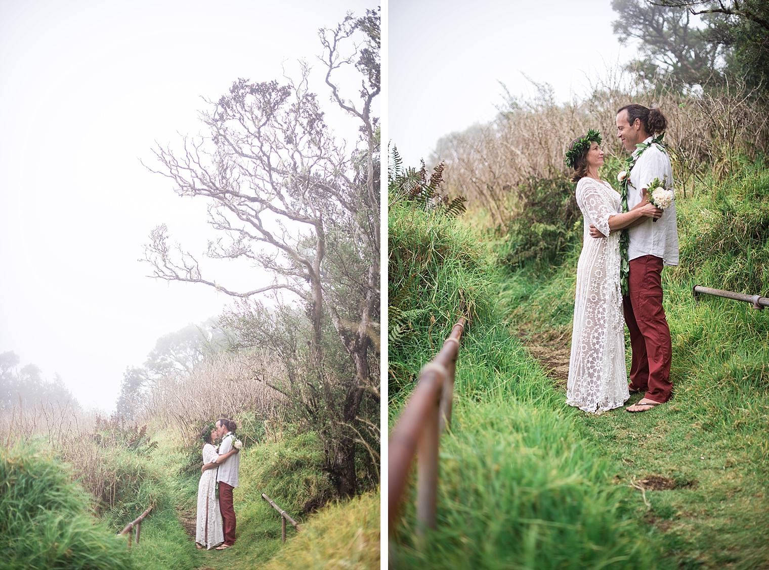 Maui Wedding Photographer - Haleakala Wedding Max and Mel_0037