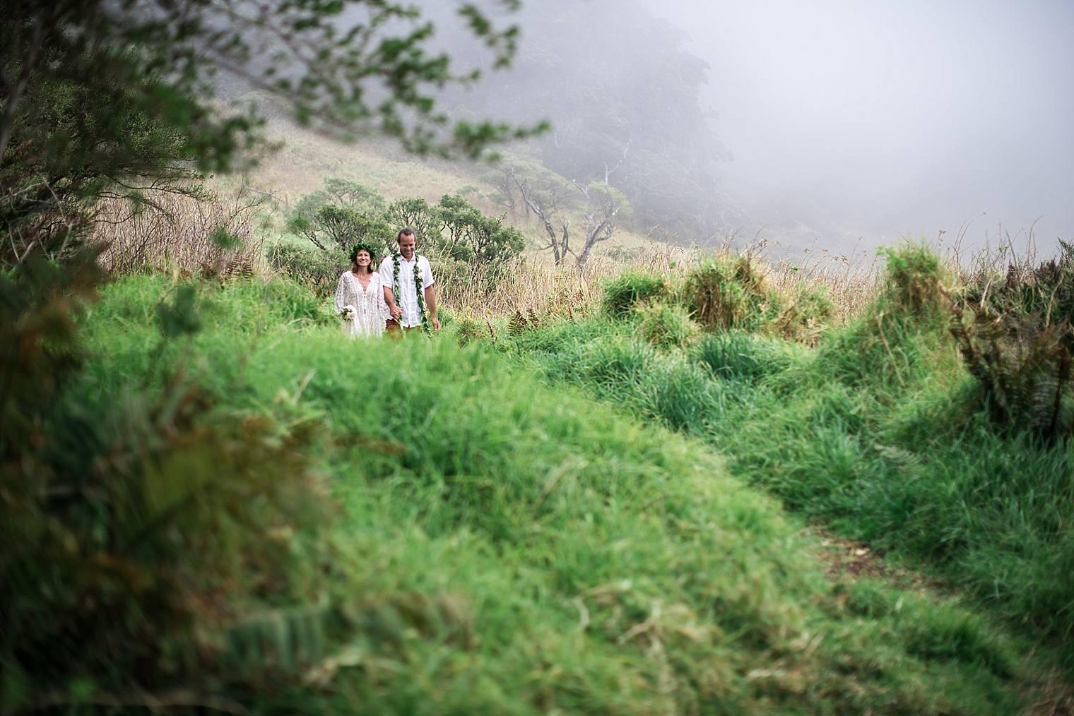 Maui Wedding Photographer - Haleakala Wedding Max and Mel_0041