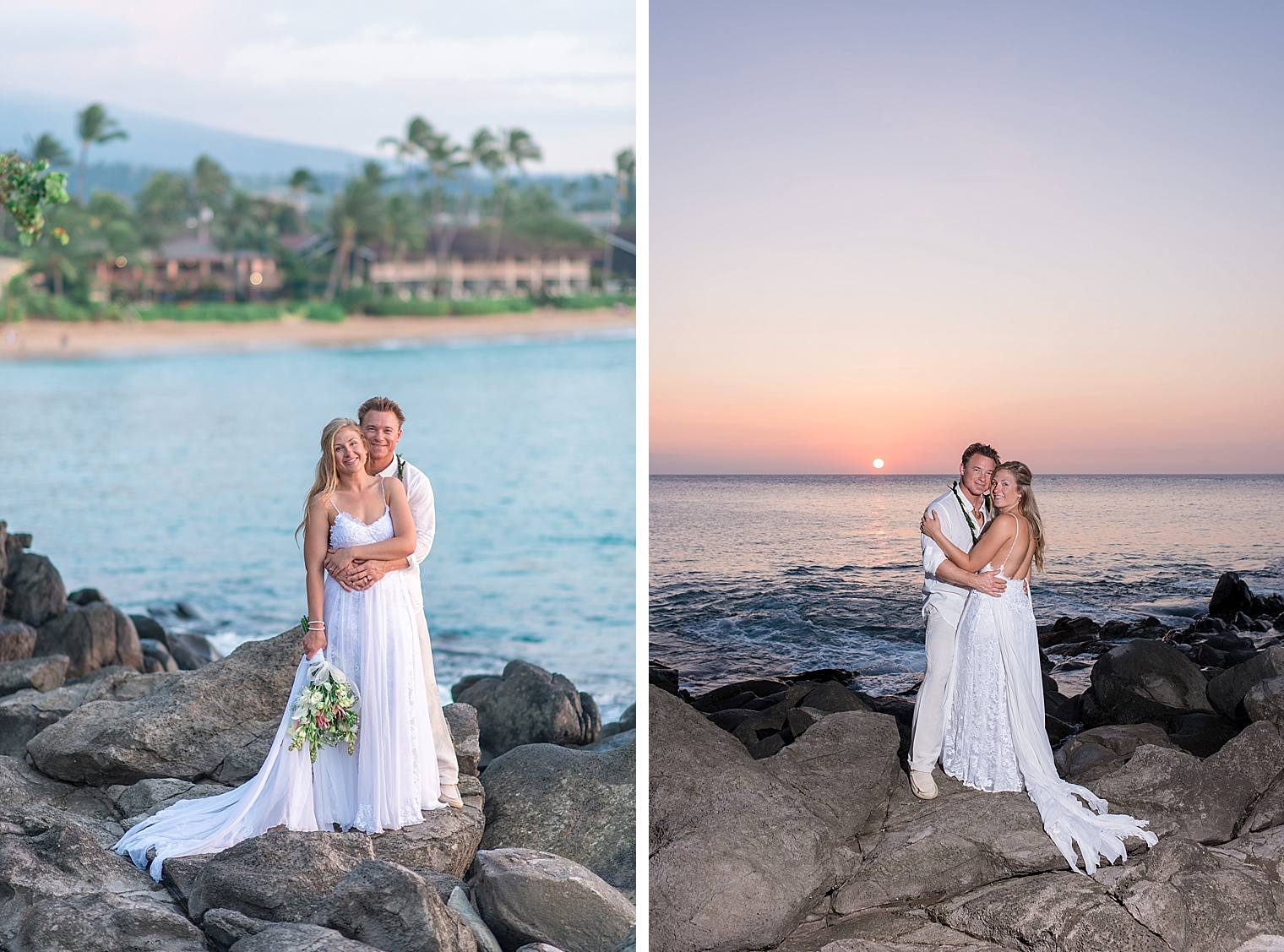 Destination Wedding at Sea House Napili - Maui Wedding Photographer_0039