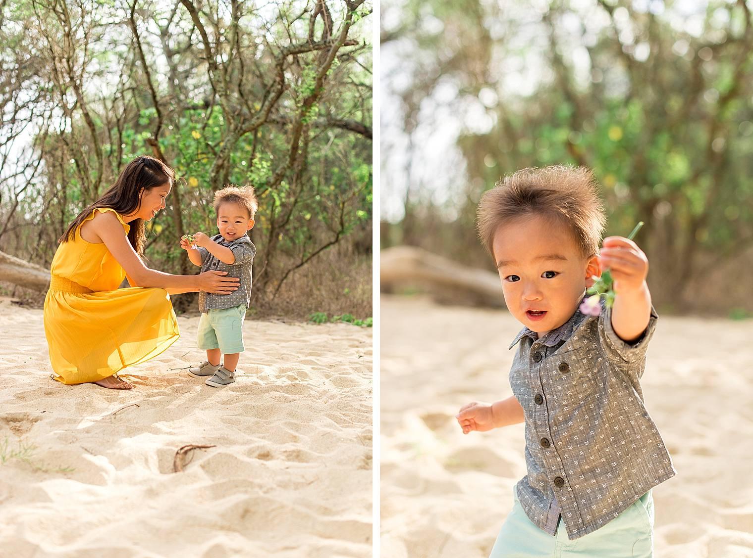 Morning Family Photos in Maui_0002