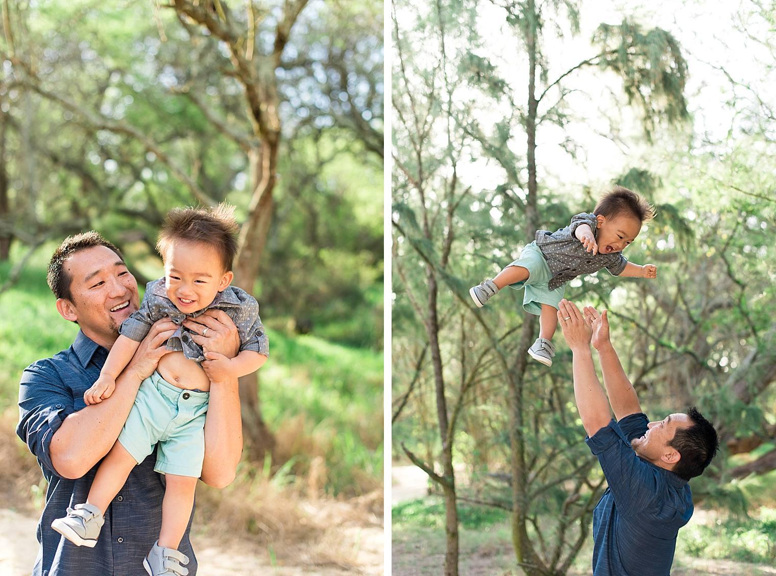 Morning Family Photos in Maui_0004