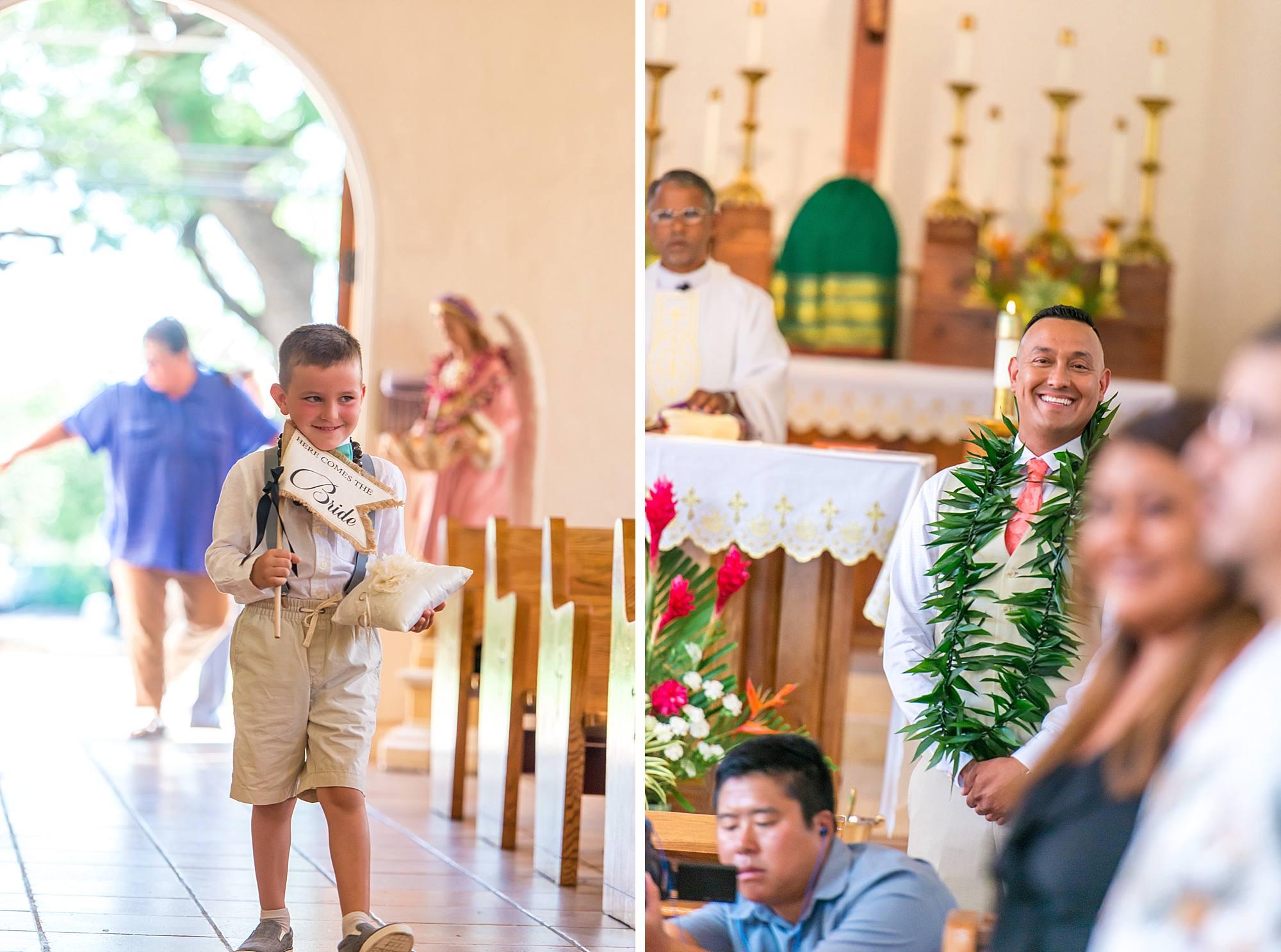Maui wedding at Maria Lanakila in Lahaina_0018