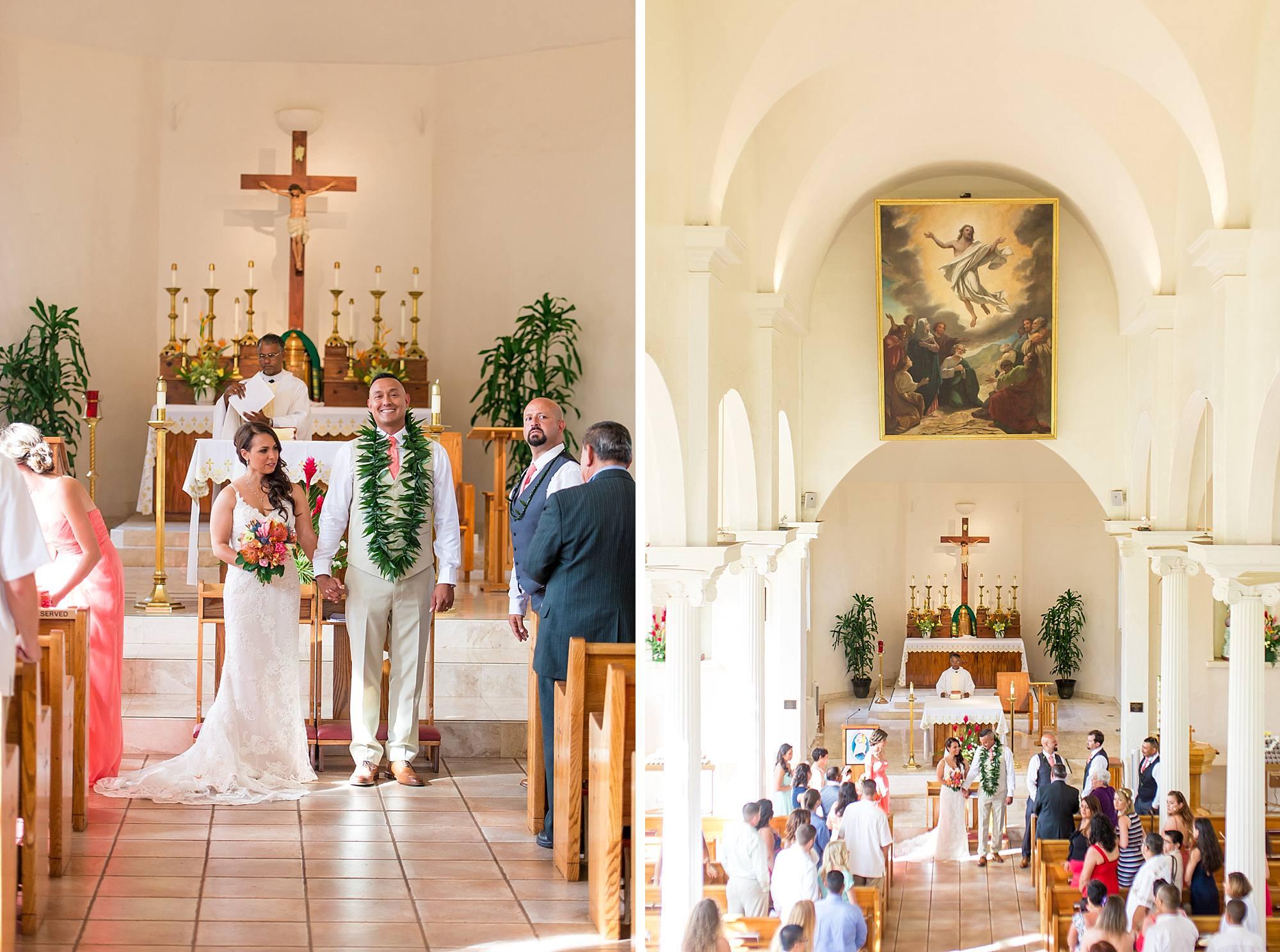 Maui wedding at Maria Lanakila in Lahaina_0027