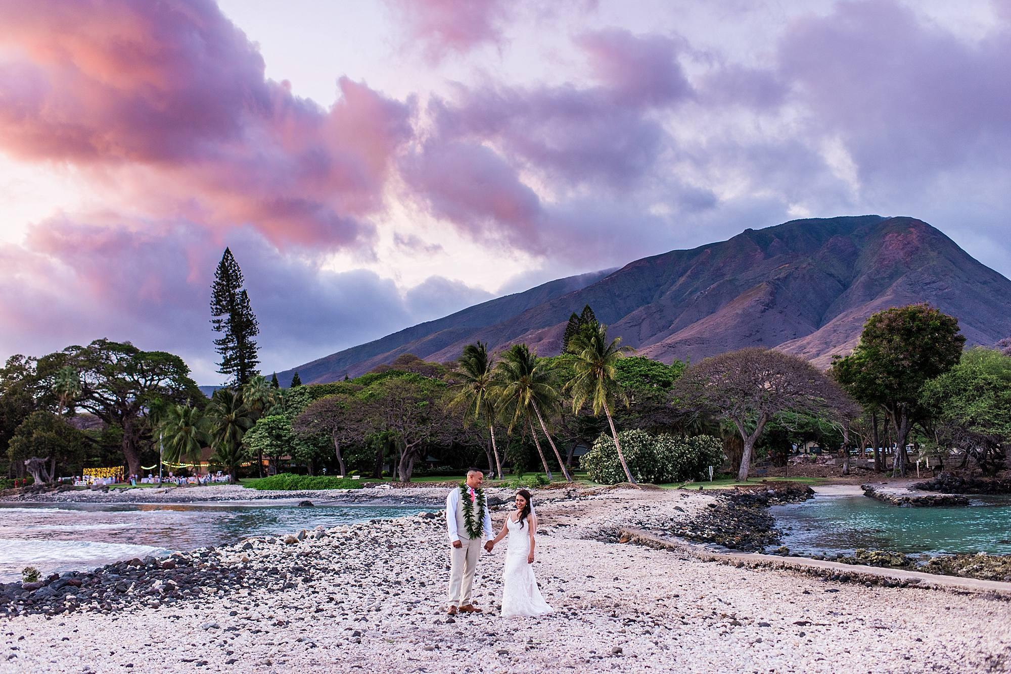 Maui wedding at Olowalu Plantation House_0132