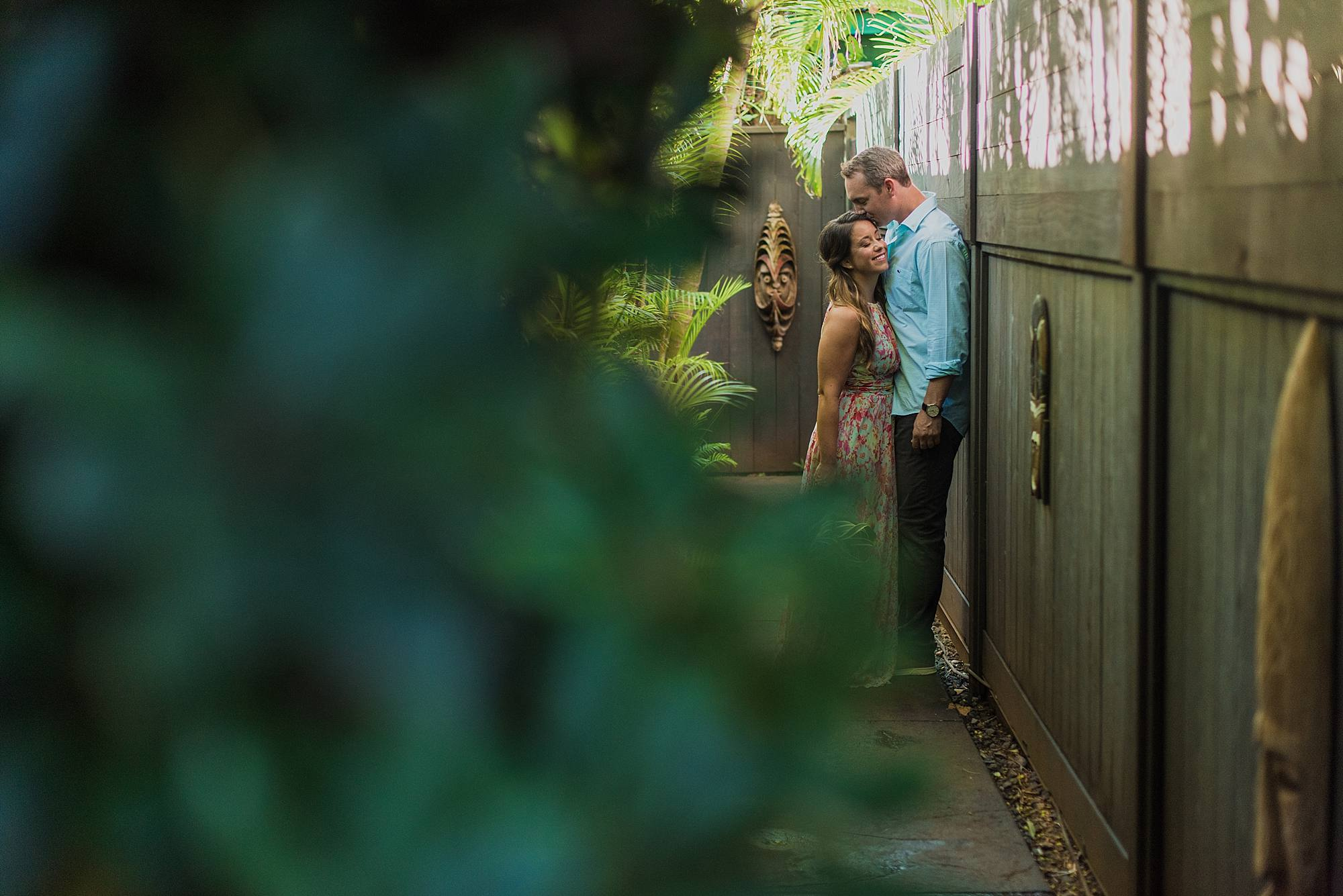 Romantic North Shore Maui Engagement_0001