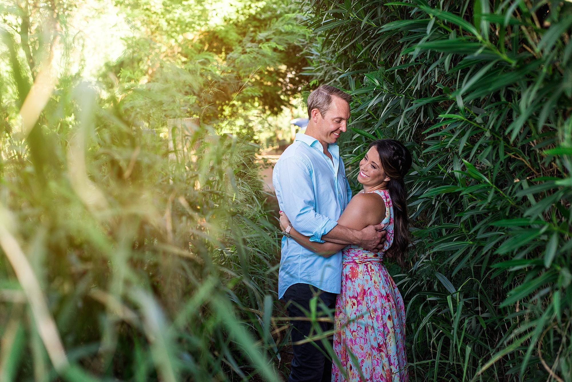 Romantic North Shore Maui Engagement_0005