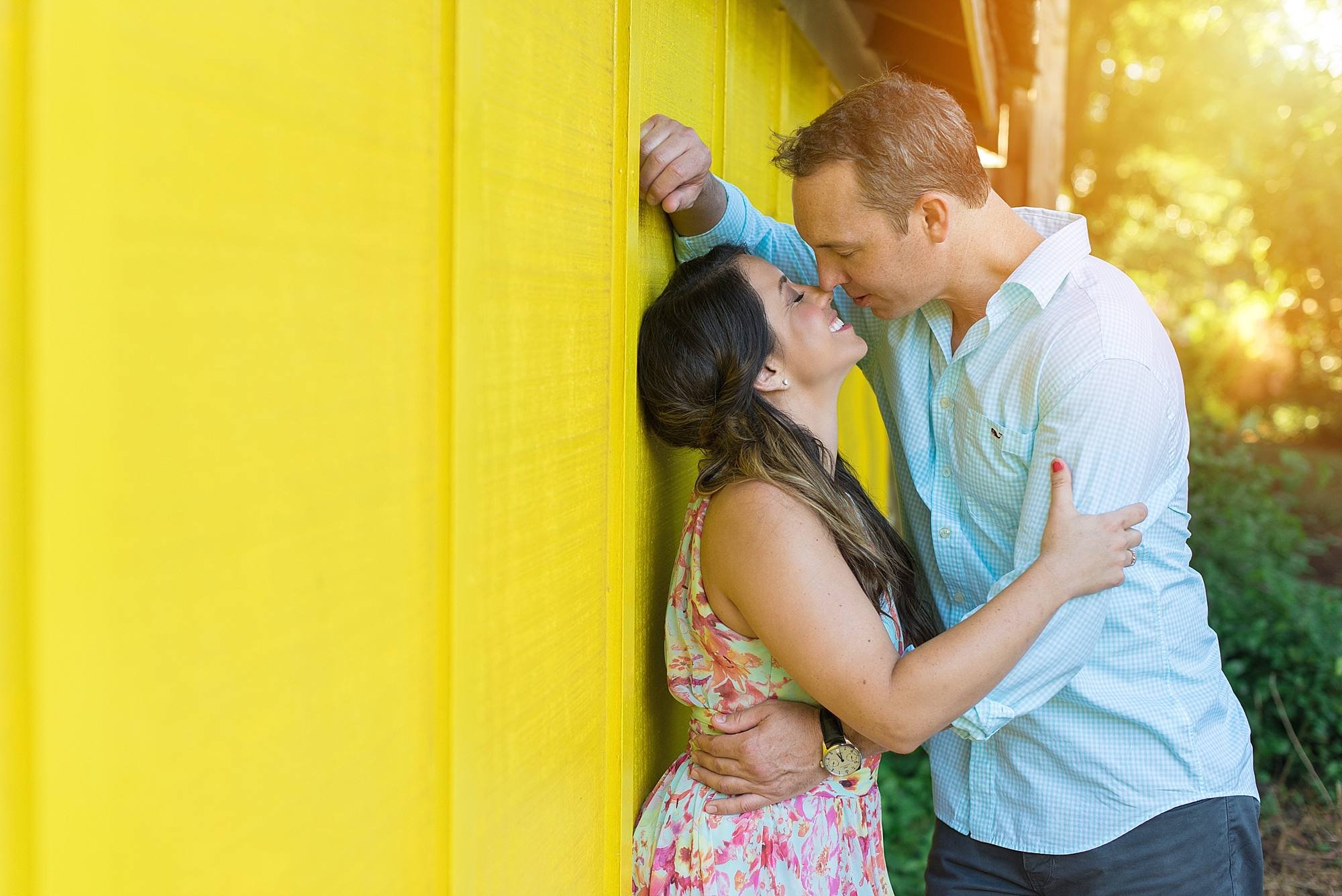 Romantic North Shore Maui Engagement_0007