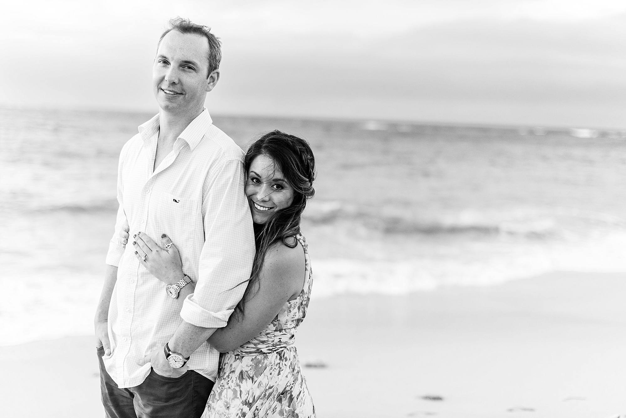 Romantic North Shore Maui Engagement_0019
