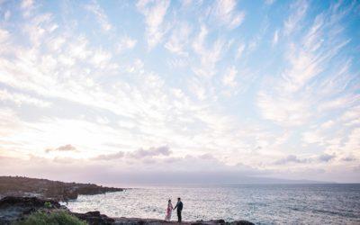Off the Beaten Path Northwest Maui Elopement | Jenna + Luke