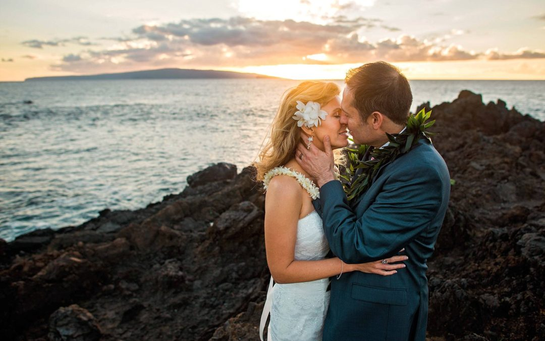 Charming Wedding Ceremony at the Kukahiko Estate | Leah + Robert