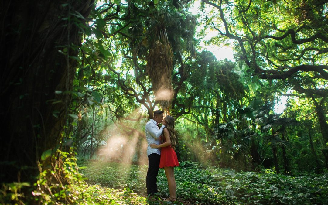 Engagement Session in Kapalua | Donna + Rin