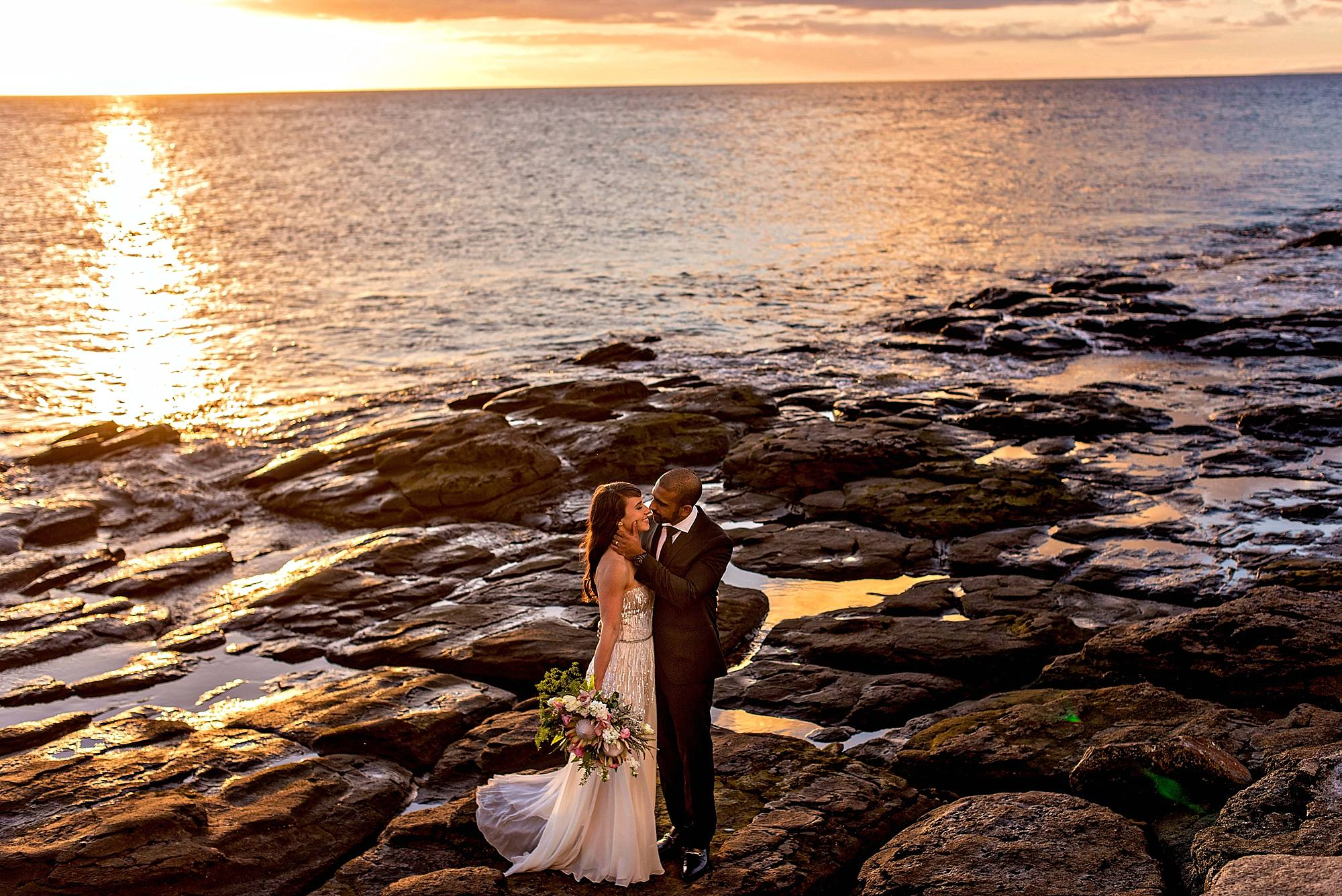 merriman's kapalua wedding