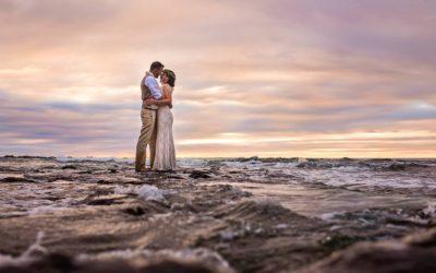 Big Island Elopement at Kuki'o Beach | Jake + Naomi