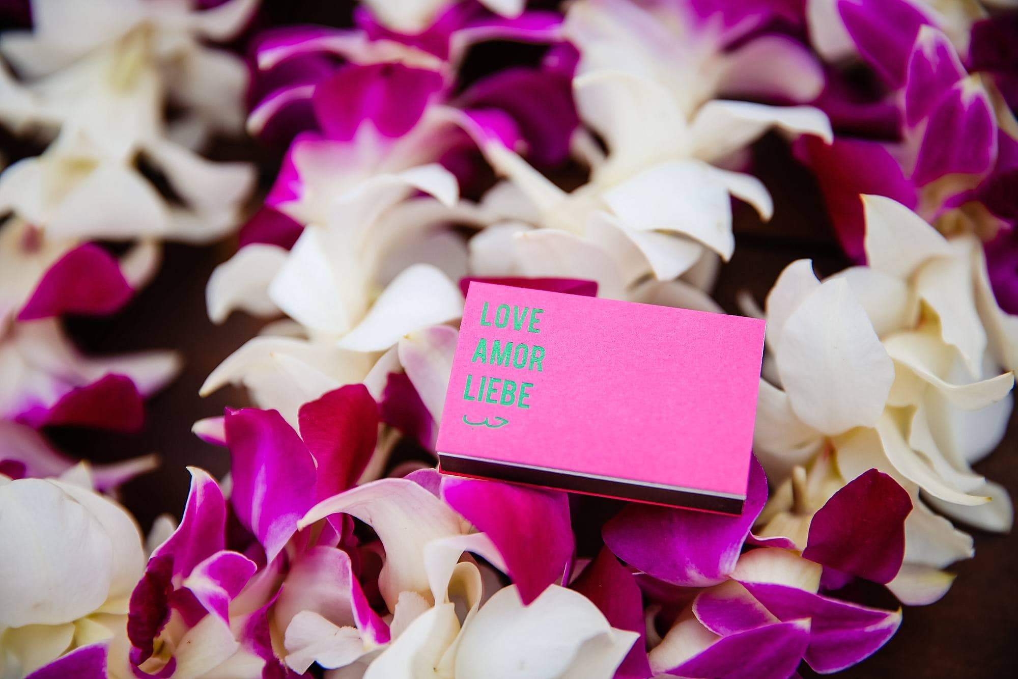 customized match boxes for maui wedding