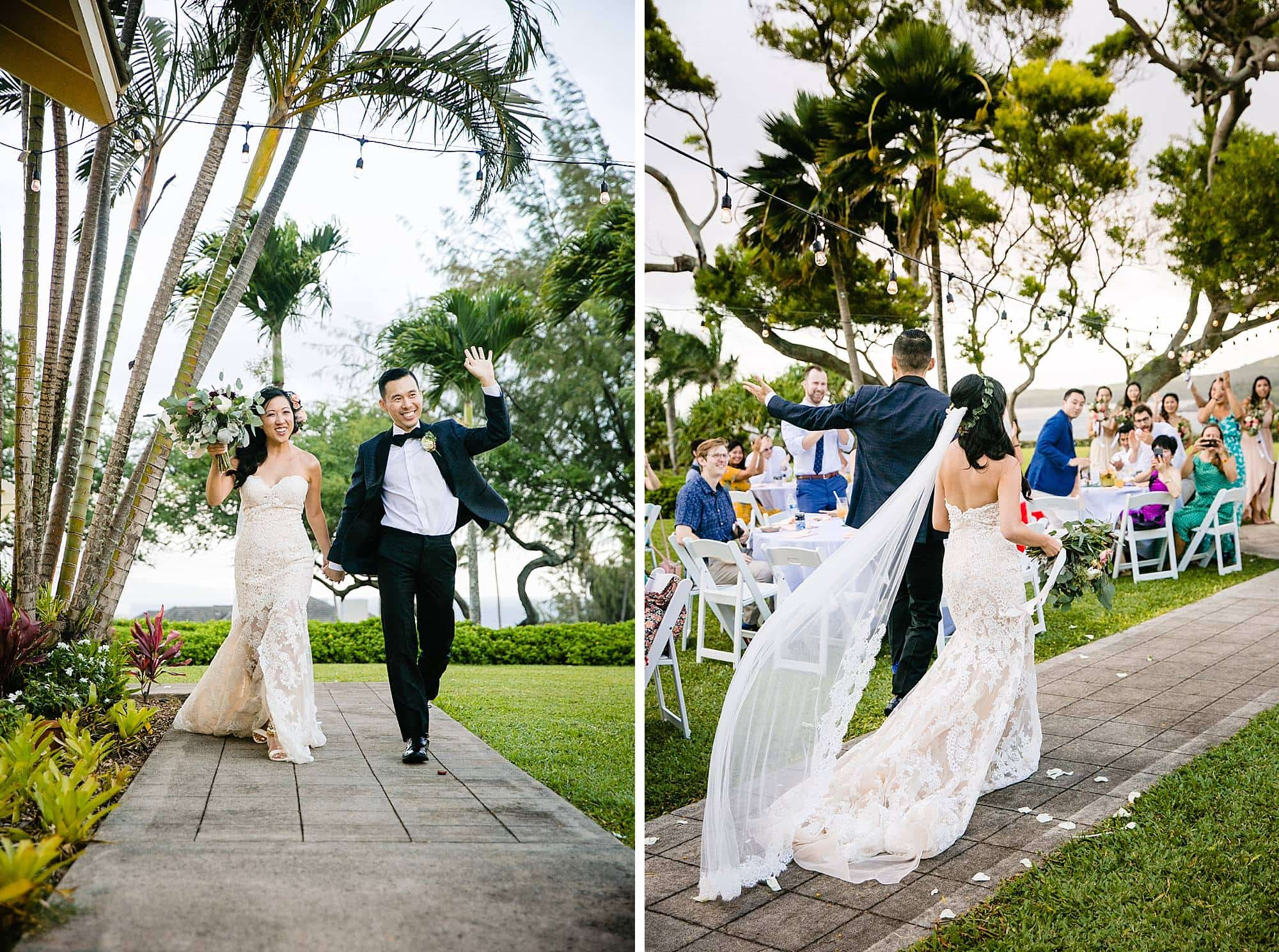 Beautiful Steeple House Wedding in Kapalua