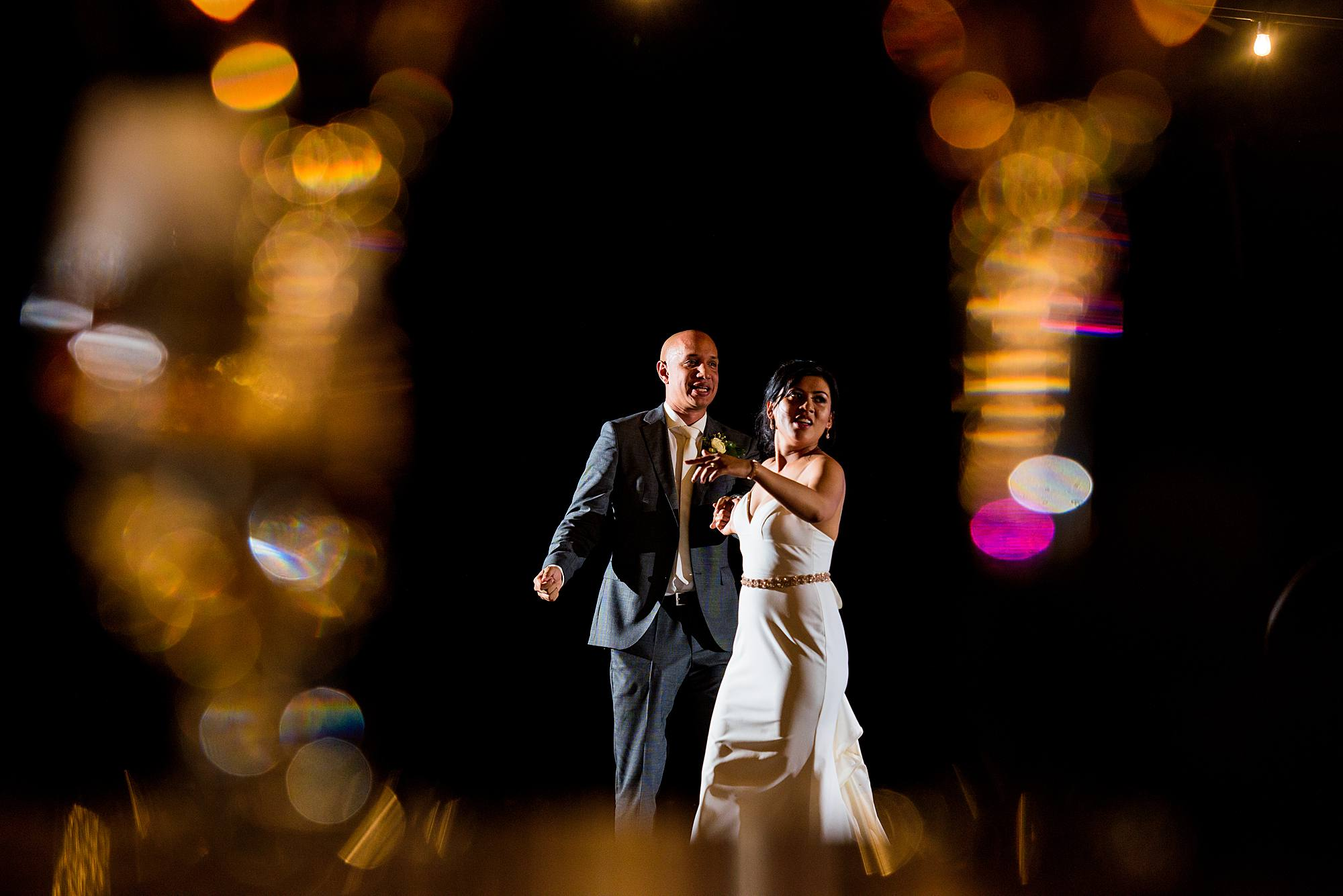 first dance at olowalu plantation house