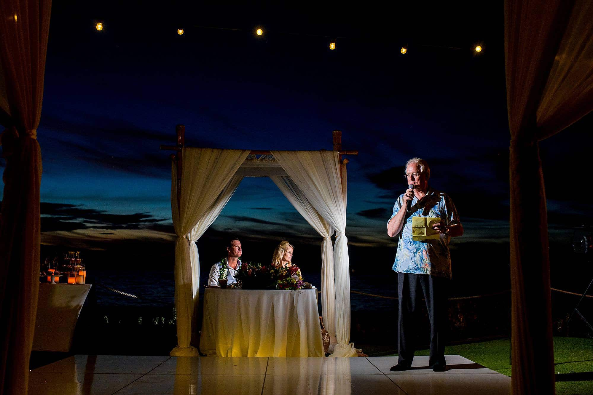 father of the bride speech at west maui